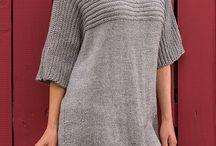 Knitted Dresses/Tunics