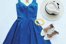 Amber/Bernstein-Look Summer / Mit dem passenden Schmuck können Sie Ihren Look individuell stylen und einer Basic-Garderobe wahlweise einen eleganten, modernen oder klassischen Touch verleihen.