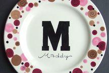Pottery ideas / by Missy Lewellyn-Ragenoski