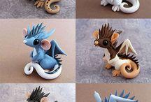 Dragones mini