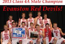 Evanston Red Devil Basketball / Showcasing images and videos from the illustrious history of Evanston Red Devil Basketball