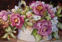 kwiaty obrazy