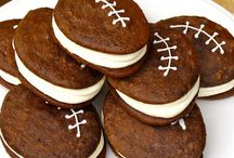 Super Bowl Party Recipes and Ideas / Super Bowl recipes and activities #superbowl #football #kids