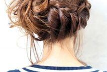 Hair, nails, & makeup / by Devon Eick