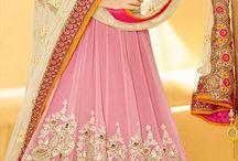Colorful Wedding Lehenga