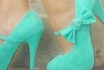 High heels happy