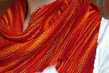 Knitting Patterns for Hand-dyed Yarn