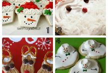 Decorated cookies / by Amanda Benedict