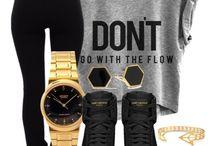 Fashion ideas / by Rachelle Dorvilus