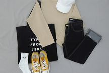옷 clothing