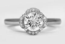E n g a g e m e n t R i n g s / Beautiful engagement rings that the Vanilla Pod Bakery love.