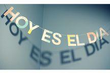 Banderines Lilou / Diseños requetebonitos de banderines personalizados para fiestas y todo tipo de celebraciones.