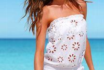 Summer/pool wear / by Bev Jones