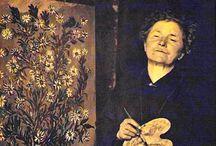 Séraphine Louis - Seraphine de Sentis