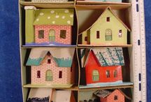 House Art / Art and craft inspiration inspired by house art