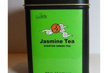 Tea Tin And Gift