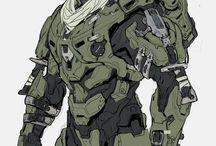Halo concepts