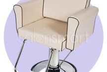 Unique Stylish Items for Salons / Not your typical salon looking items.