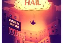 LDN Life blog posts Kiran, Theatre, All Hail live show, podcast series, theatre reivew, Welcome to the Night Vail October 03, 2017 at 11:44AM