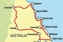 Coast & Country Queensland Guided Tour