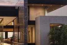 modern tropis villas