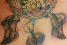 Tattoos by Brian Hill
