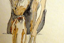 |figure study| / Undressed art