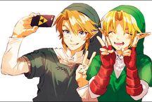 Link & Legend of Zelda
