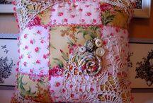 patchwork / patchworkowe inspiracje