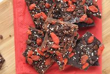 Goji Berry Recipes / All our favourite goji berry recipes