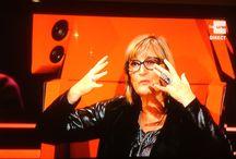 * The Voice 2013 * / Janis Jewelry accessoirise le jury de The Voice .