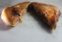 Pie/Waffle Iron Deserts / by Anita Burdzel