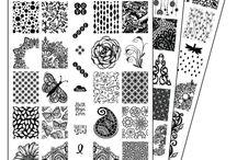Płytki do stempli - lista życzeń / Stamping Plates Wishlist