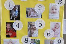 Inspiración fiestas para bebes