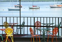 Where To Go: Downtown Madison / Your inside look into all the fun things to do in downtown Madison. Whether its hanging out at the Memorial Union terrace or heading up to the square, there are tons of restaurants and shops to explore!