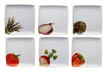 LILY | TROPICS | VEGETABLES Tableware by Giorgio Dall'Alba