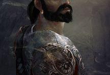 Dragon Age / Dragon Age is my life ♥ I love a lot of fan art ♥