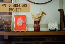 learning // handicrafts for kids / by Amy Boone