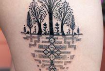 Skin Fashion Tattoo