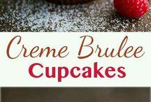 Crème Brûlée Treats & Sweets!!!