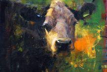 Paintings I love--animals