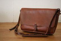 W+P messenger bag