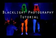 Blacklight Photography