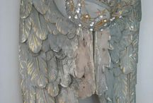 Heavenly Accoutrements / Wings :) / by Susie Lopez