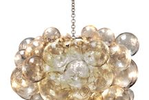 Fabulous lighting for the home / Favorite picks for dining rooms, bedrooms and more
