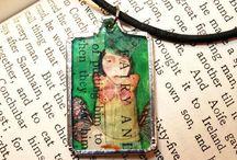 barney bag! / by Julie Prince