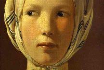 портрет - живопись