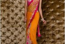 Saree passion!