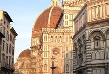 Florence Italy / Summer Vacation / by Theresa Jane