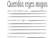 los reyes magos / by Lorena Rasgado